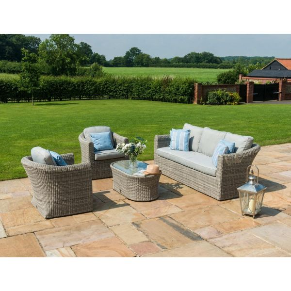 size of outdoor furniture
